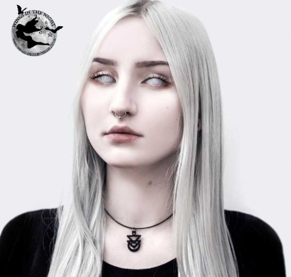 Rogue + Wolf Seal of Euphoria Black Gothic Choker